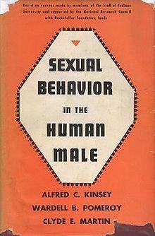 Альфреда кинси сексуальное поведение особи